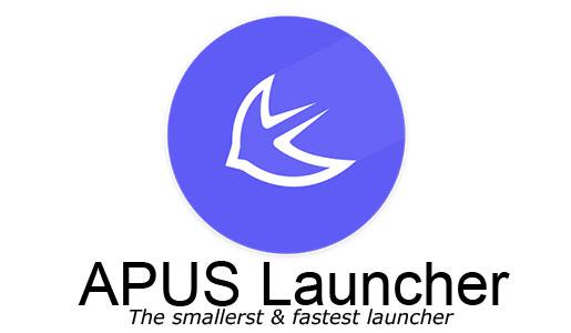 Apus launcher-theme,wallpaper,boost app download.